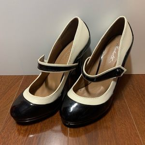 Modesta Vintage inspired Heels from ModCloth